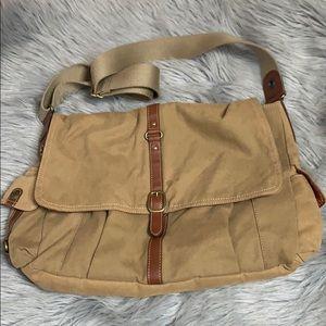 Fossil duffel book or laptop bag